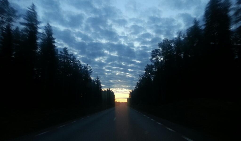 Finnböle by Morning