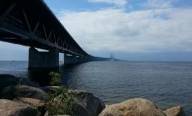Brofäste Öresundsbron