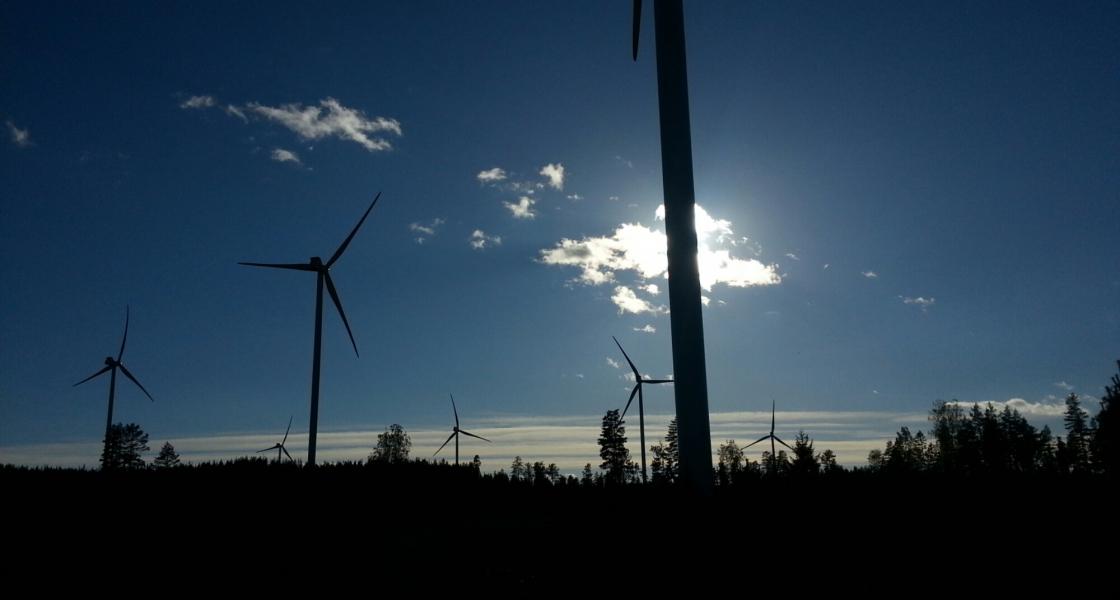 Jädraås vindkraftpark