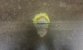Gubben i golvet
